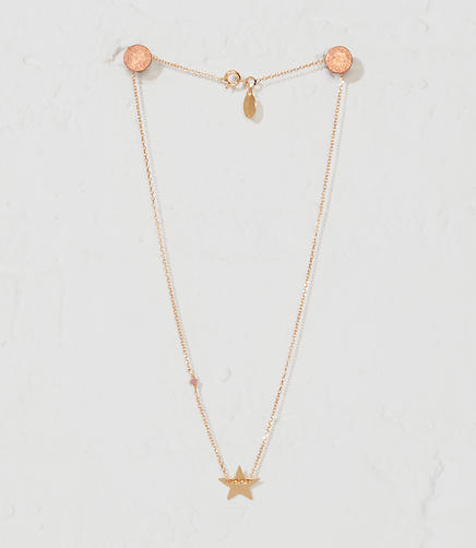 Image of By Johanne Star Necklace