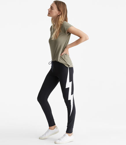 Image of Sundry Lightning Bolt Sweatpants
