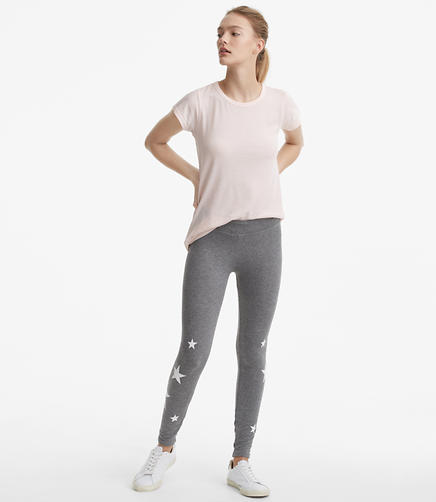 Image of Sundry Star Yoga Pants