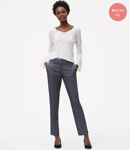 Tall Slim Custom Stretch Pants in Marisa Fit