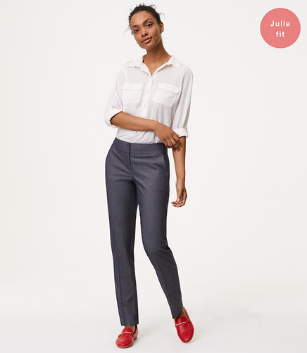 Tall Slim Custom Stretch Pants in Julie Fit