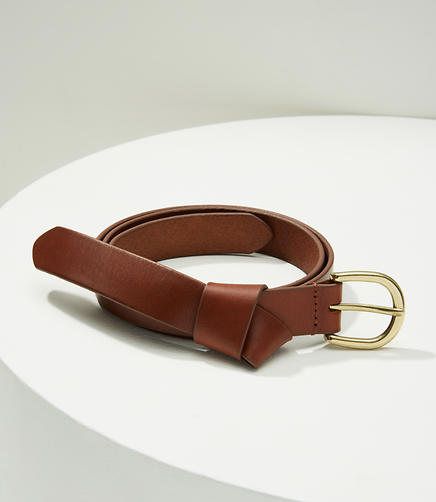 Image of Knotted Belt
