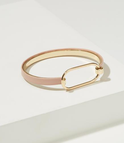 Image of Oval Cuff Bracelet