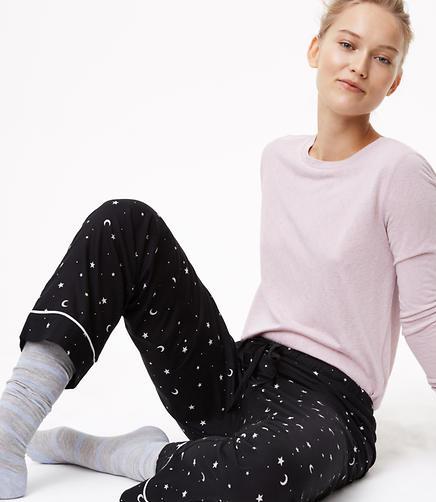 Starry Night Pajama Pants