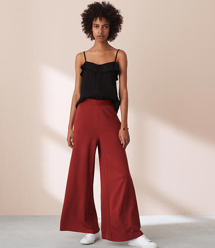 Lou & Grey Fluid Ponte Pants