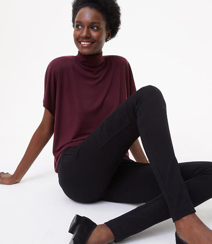 Image of Petite Cargo Leggings