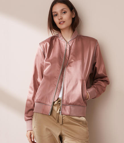 Image of M.A.P. Silk Bomber