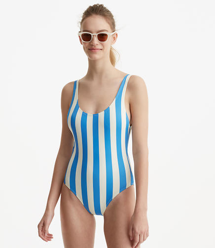 Image of Solid & Striped Anne-Marie One Piece Swimsuit