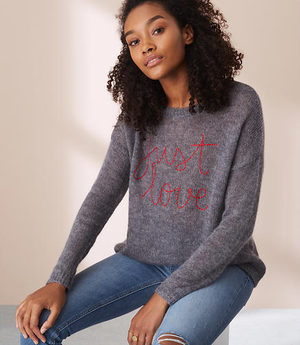 Sundry Just Love Sweater