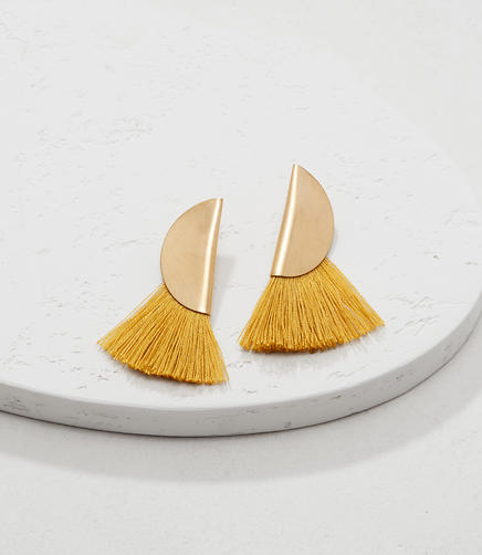 Image of Sandy Hyun Half Moon Earrings