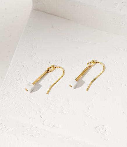 Image of Sandy Hyun Cube Earrings