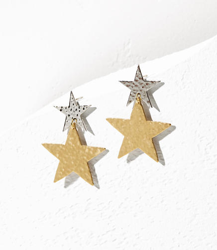 We Dream In Colour Shooting Star Earrings