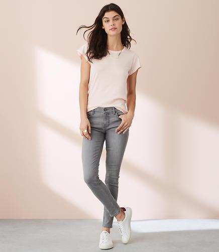 Petite Lou & Grey Skinny Jeans