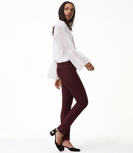 Tall Skinny Bi-Stretch Ankle Pants in Julie Fit