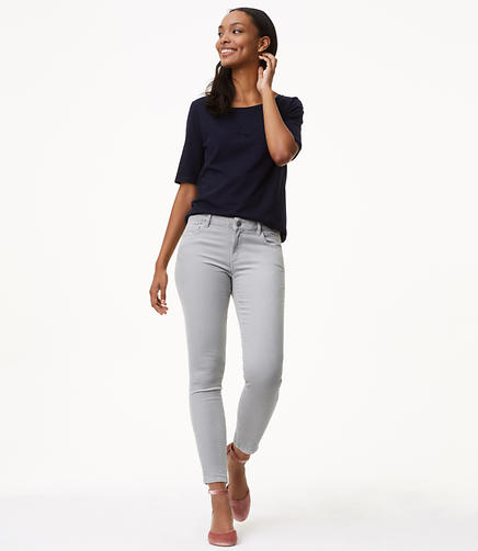 Tall Skinny Brushed Corduroy Pants in Curvy