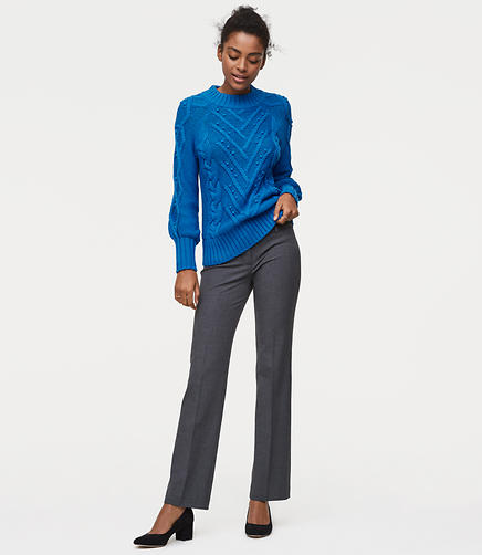 Tall Trousers in Custom Stretch in Marisa Fit