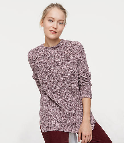 Modern Mock Neck Sweater