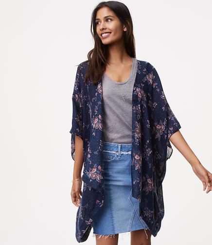 Marigold Kimono Jacket