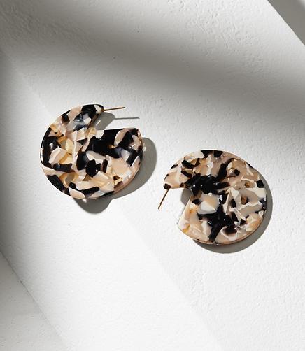 Machete Jewelry Claire Earrings in Abalone