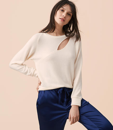 LNA Brushed Phased Top