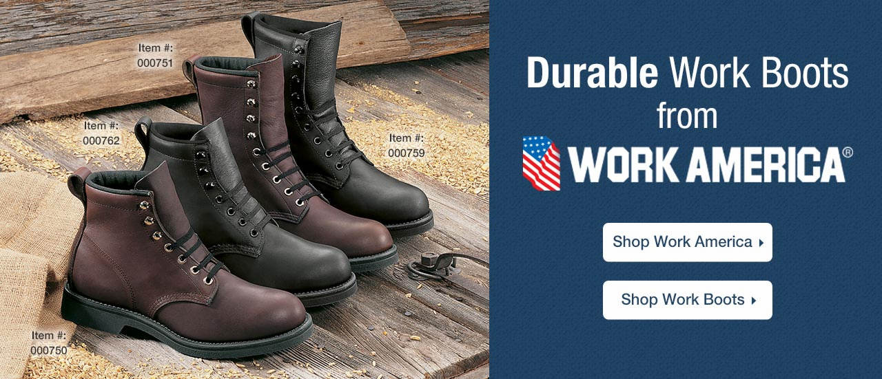 Work America Boots