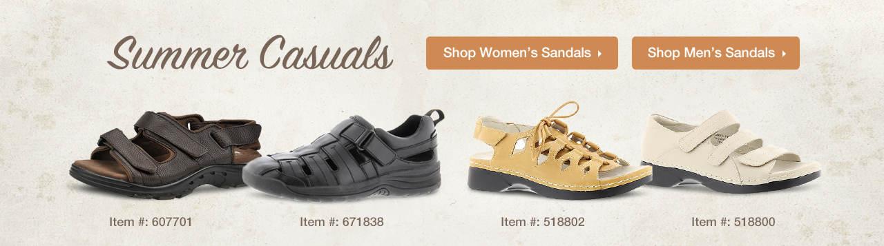 Shop Men's and Women's Sandals