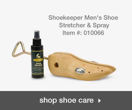 Shop Men's Shoe Care