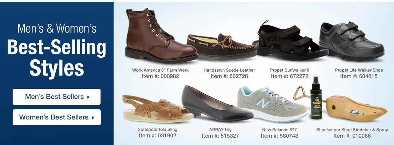 Men's & Women's Best-Selling Styles