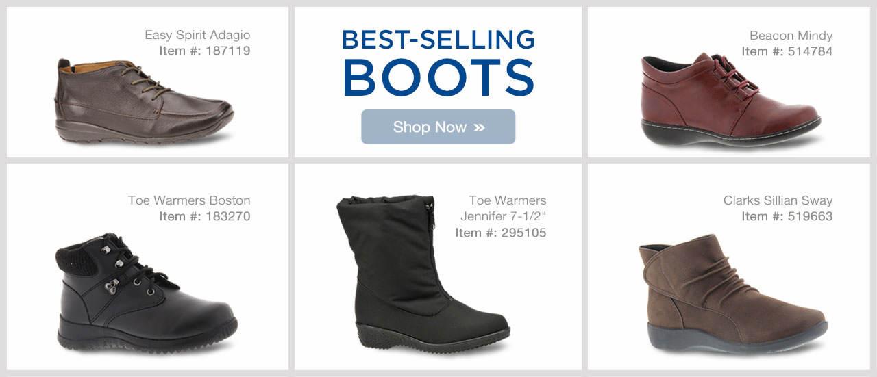 Women's Best-Selling Boots