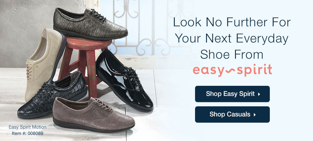 Everyay Shoes From Easy Spirit