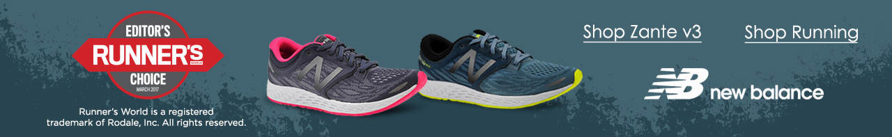 Shop New Balance Zante v3