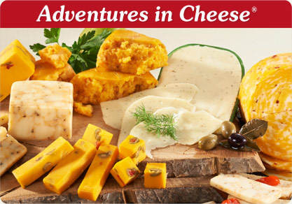 Adventures in Cheese