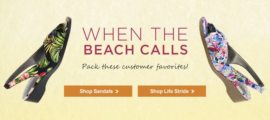 When The Beach Calls, Pack These Customer Favorites!