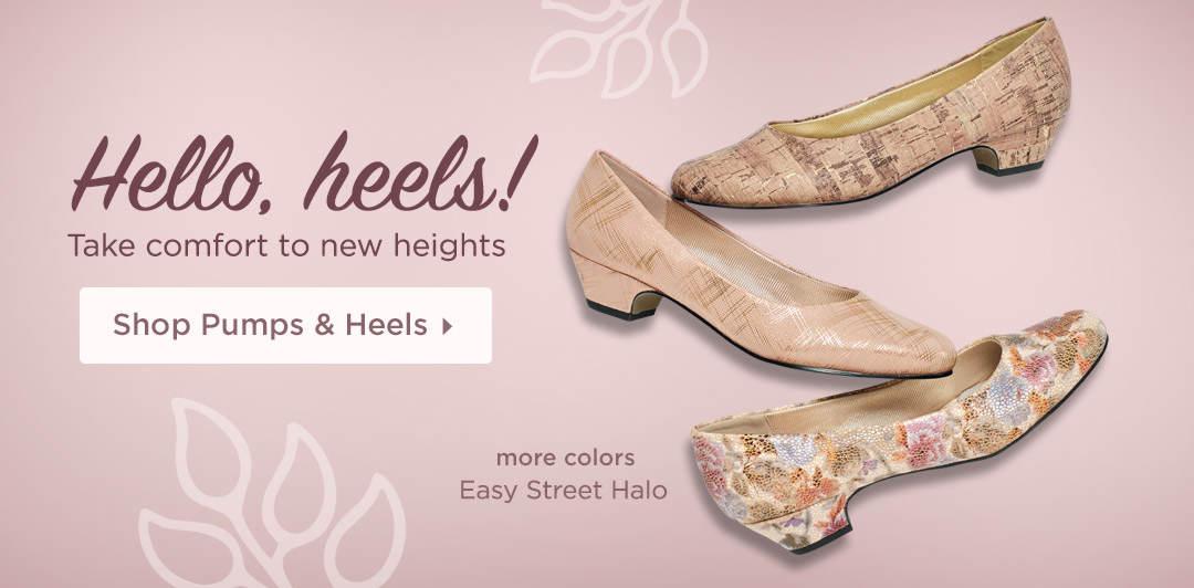 Shop Pumps and Heels