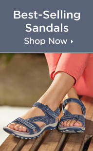 Shop Best-Selling Sandals