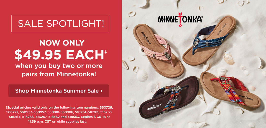 Shop the Minnetonka Summer Sale