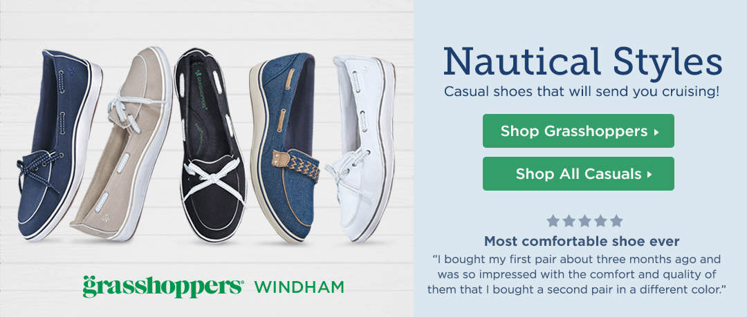 Shop Casual Shoes That Will Send Your Cruising