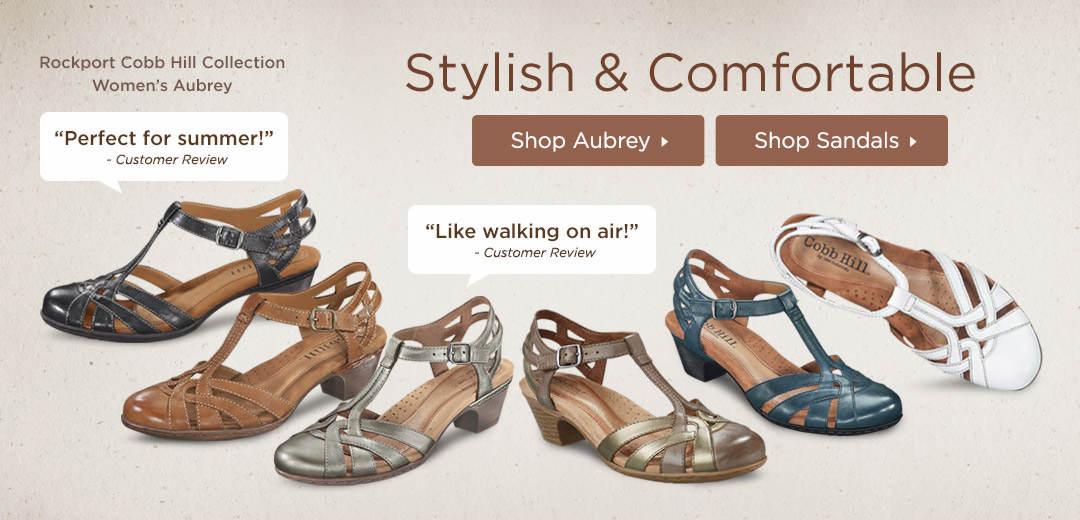 Shop Stylish and Comfortable Sandals