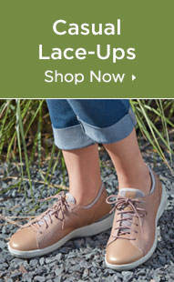 Shop Casual Lace-Ups