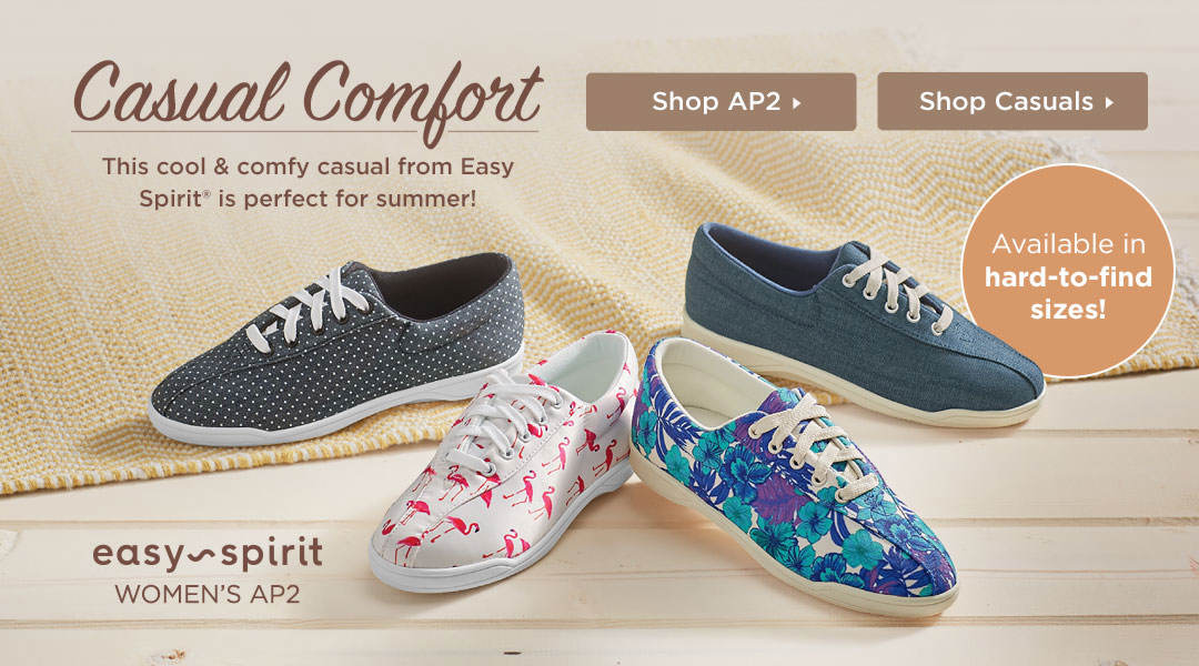 Casual Comfort - Shop Easy Spirit AP2