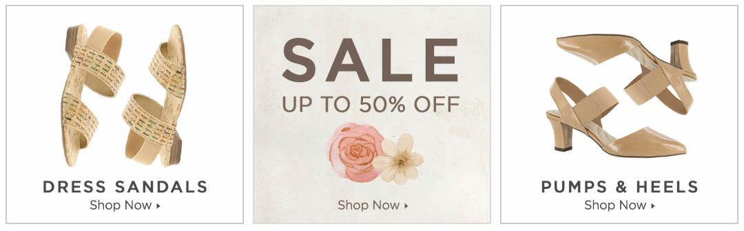 Shop Dress Sandals, Dress Flats and Dress on Sale
