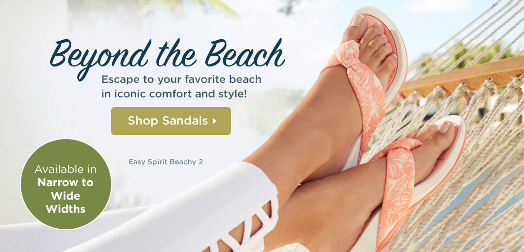 Beyond the Beach - Escape to your favorite beach in iconic comfort and style!