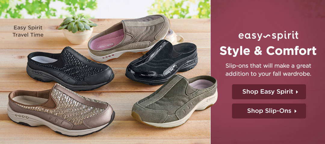 Shop slip-ons that will make a great addition to your fall wardrobe!