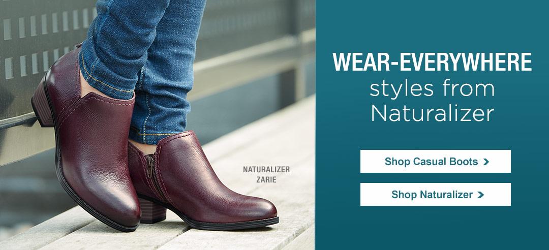 Wear-Everywear Styles From Naturalizer