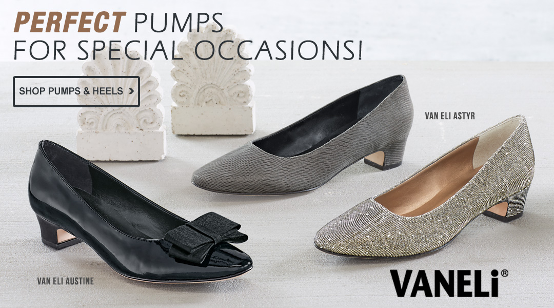 Perfect For Special Occasions - Shop Pumps & Heels.
