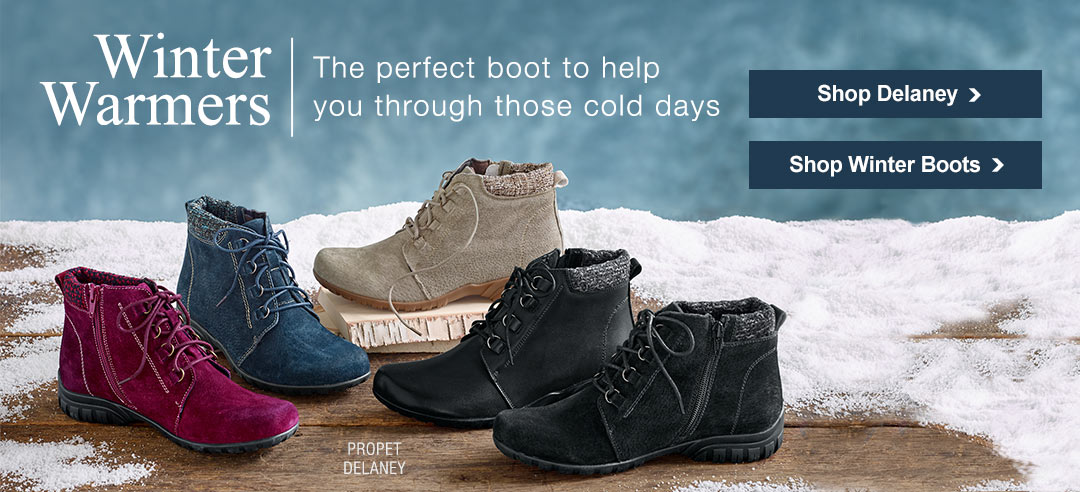 Winter Warmers - The Perfect Boot To Help You Through Those Cold Days