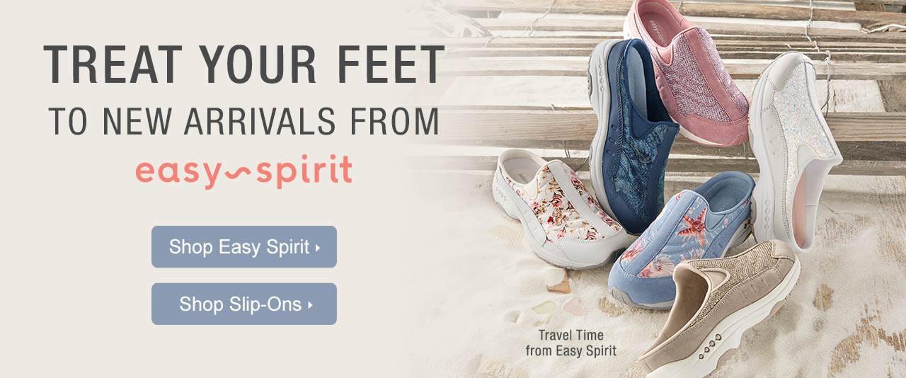 Travel Time From Easy Spirit