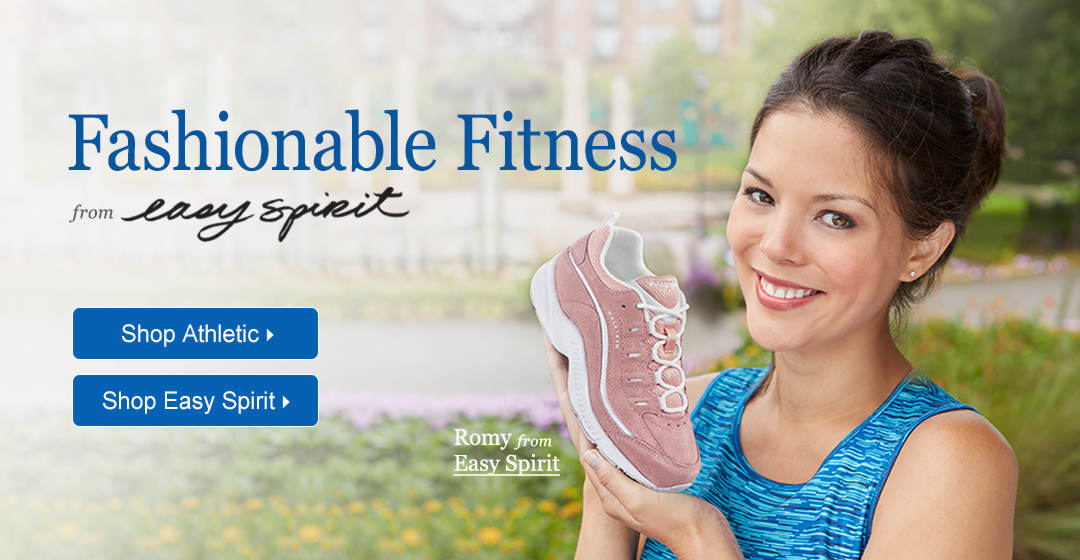 Fashionable Fitness From Easy Spirit