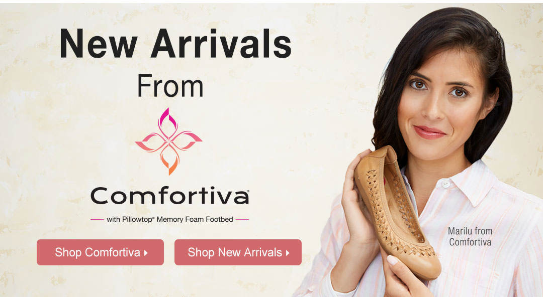New Arrivals From Comfortiva