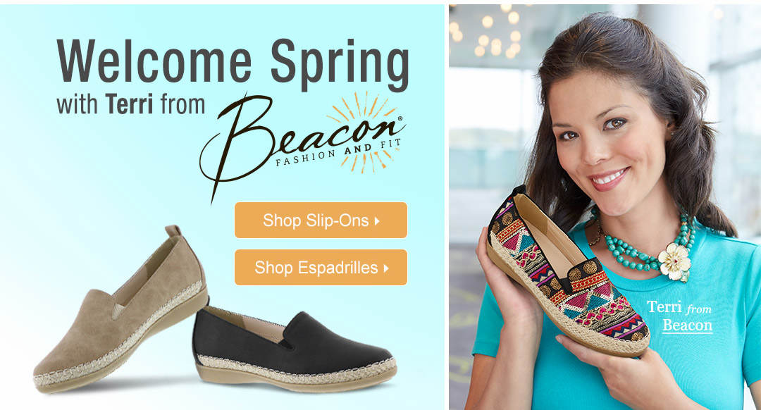 Welcome Spring With Terri From Beacon